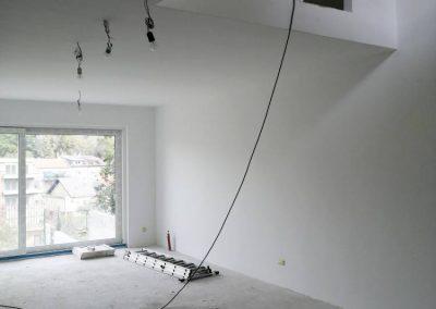 Soboslikarski i gips kartonski radovi (Knauf) - Brušenje betona, gletanje, ličenje