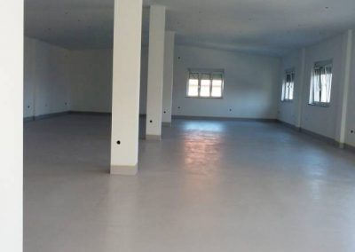 Soboslikarski ličilački radovi - premaz podova