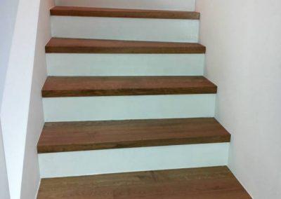 Soboslikarski završni radovi - obrada stepenica